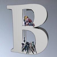 Britt Drywall & Acoustics Logo